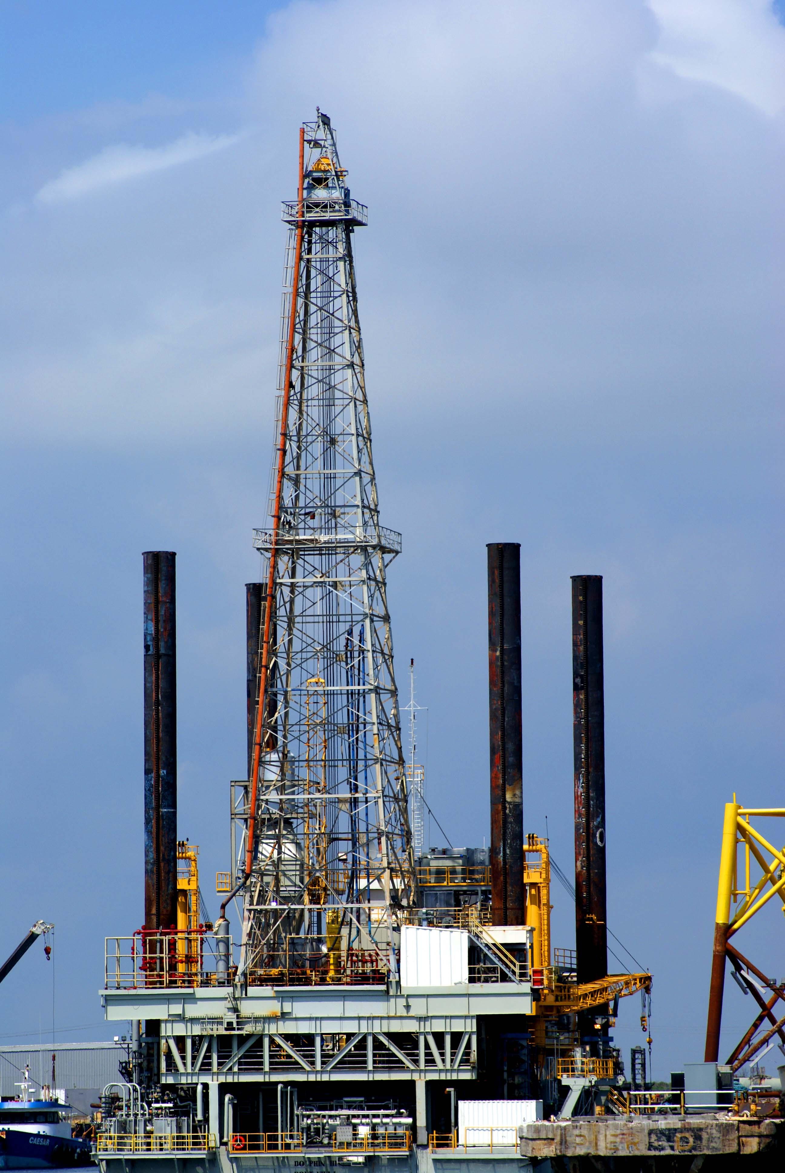 oil...